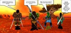 Warcraft Scat