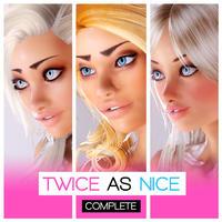 [poruporuporu] Twice as Nice [Complete]