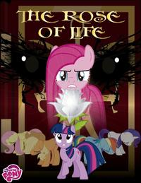 MLP The Rose Of Life [french]