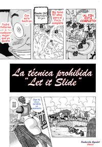 [Jeanne DA'ck] Kinjutsu Makali Tooru   La técnica prohibida Let It Slide (Hug Hug Boing) [Spanish] [kmxxx]