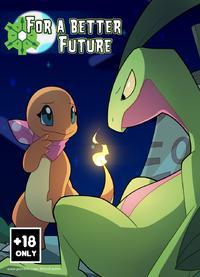 [Blitzdrachin] For A Better Future (Pokemon)