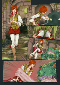 [thechimpo] Tales of the Toad Prince