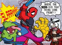 Marvel vs Capcom 3 fanart