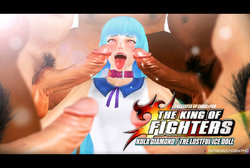THE KING OF FIGHTERS / KULA - THE LUSTFUL ICE DOLL [CHOBIxPHO]