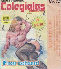 [XXX Mexican Comic] [Uncensored] Colegialas Ardientes 0072