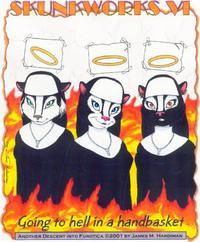 [James Hardiman] Skunkworks 6 - Going to Hell in a Handbasket