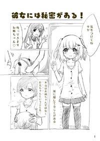 Kanojo niwa himitsu ga aru! Chapters 1-11