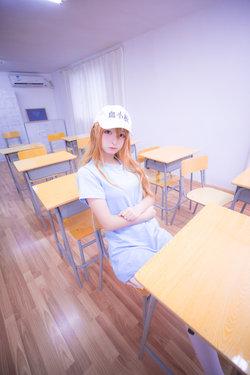 【神楽坂真冬】小さな恋(Hataraku Saibou )