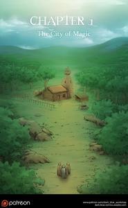 [Dark Blue Comics (ABlueDeer)] Bethellium: The Magic City