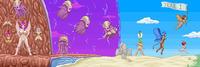 [Bobbydando] Fairies vs Tentacles Bonus Art Year 1