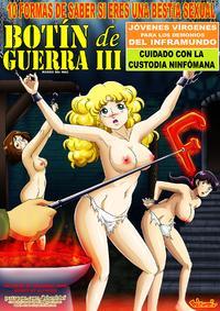 [Palcomix] Botin de guerra 3 (Candy Candy) Spanish -ongoing-