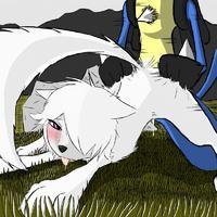 Hentai omega Alpha and furry