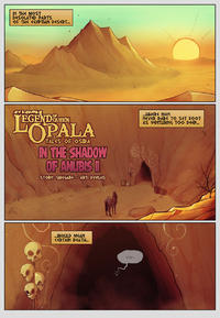 [DevilHS] Legend of Queen Opala - In the Shadow of AnubisII: Tales of Osira