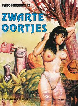 [Julio Martínez Pérez, Enrique Sanchez Abuli] Zwarte oortjes [Dutch]