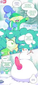 [BlueBreed] Stone Cold (Steven Universe) [French] (Kim7602)