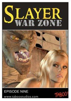 Free Hentai Misc Gallery: Slayer war zone episode 9