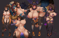 Free Hentai Image Sets Gallery Artist Galleries ::: L Axe