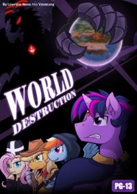 World Destruction by  vavacung (wip)